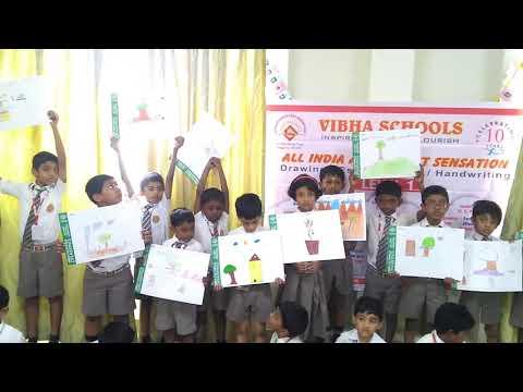 ALL INDIA ART TALENT SENSATION-2017-18 LEVEL 1 SCHOOL LEVEL STATE SELECTEION