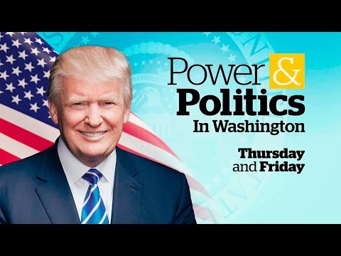 Power & Politics in Washington [Jan. 20, 2017]