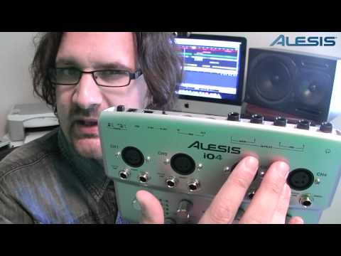 Alesis IO4 Review