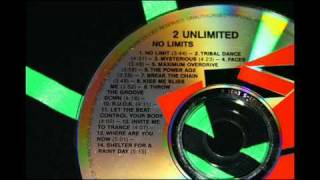 2 Unlimited - Faces [HQ]