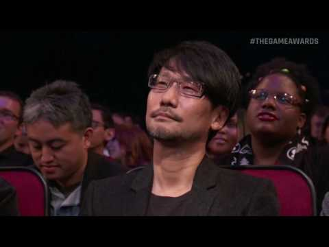 Geoff Keighley Gives Emotional Speech For Hideo Kojima, Puts Konami On Blast