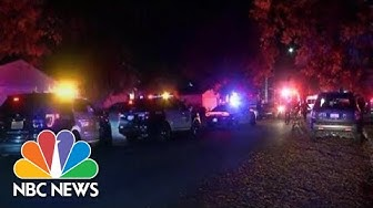 Watch Live: Police Update On Deadly Fresno Shooting | NBC News