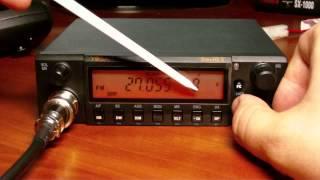 Огляд радіостанції Yosan Stealth 5