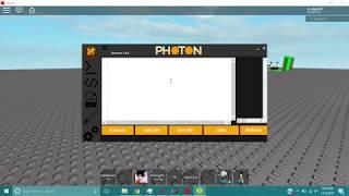 Roblox Exploit Photon Level 6 Script Executor New!!!! (LUA-C) Free 2017!