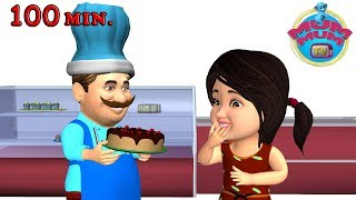 Pat a Cake, Baker's Man Song & More Nursery Rhymes Kids Songs Collection - Mum Mum TV