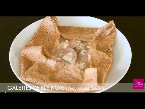 galettes-de-blé-noir-à-l'andouille-de-guémené
