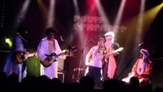 "Tamikrest w/ Marta Amico - ""Dihad Tedoun Itran"" live June 22,2011"