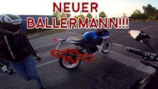 Richtiger Ballermann!!!   Cobra Exhaust   Suzuki GSXR 600
