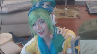 SEXIEST ARCADE RIVEN COSPLAY EVER - Boxbox (Using PS4 Controller)