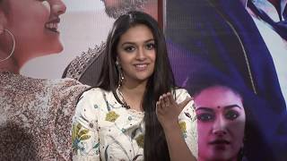 Keerthy Suresh Cute Byte About Sarkar Movie | Vijay | Keerthy Suresh Diwali Wishes