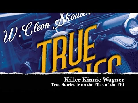 Kinnie Wagner in True Stories from the Files of the FBI
