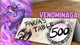 Table 500 #166 Venominaga