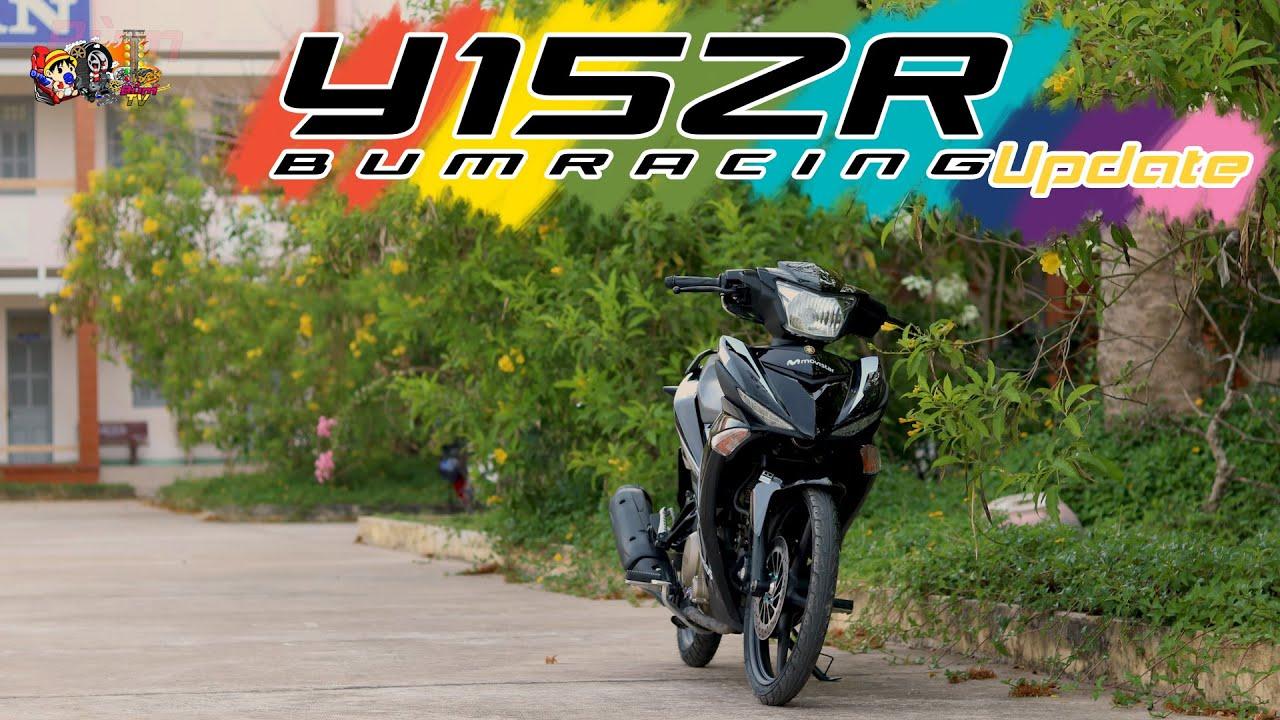 Y15ZR phiên bản đen bóng Monvistar |  Bùm TV