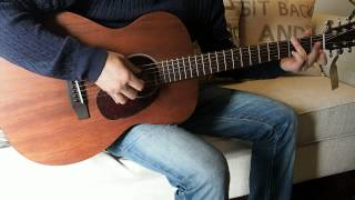 Flo Rida Blow My Whistle Fingerstyle Intro guitar beginne