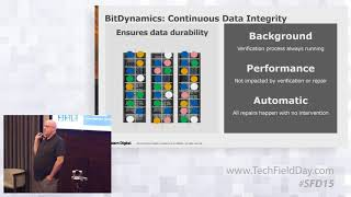 Western Digital ActiveScale Object Storage Systems with Roger Weeks