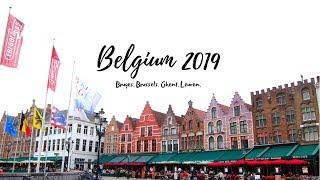 BELGIUM TRAVEL   Bruges, Brussels, Ghent & Leuven