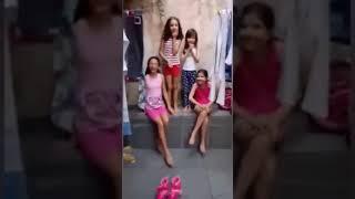 Desafio Patins De Ouro, Dançando (Soy Luna) Com Amigas (ft. Larissa, Sofia E Mi) (Parte Final VI)