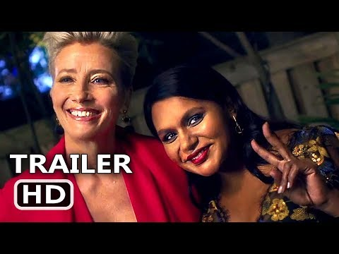 LATE NIGHT Trailer # 2 (NEW 2019) Mindy Kaling, Emma Thompson Movie HD