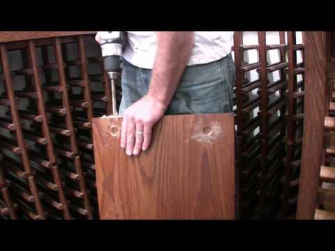 WineStudio Installation Series: Wrap-around Counters