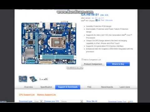 GIGABYTE GA-H61M-DS2 HDMI MICROSOFT UAA DRIVER FOR PC