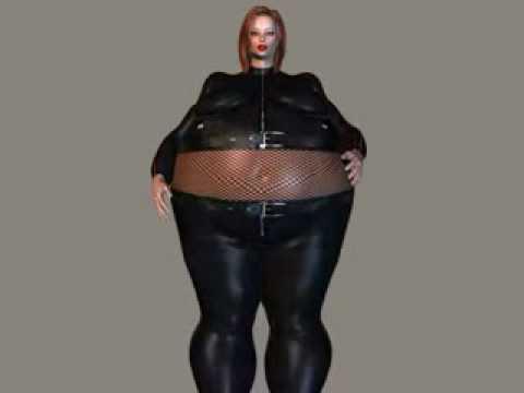 Alexa bbw busty model