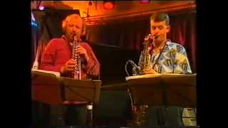 KEITH TIPPETT SEPTET -  JAZZ CAFE (1986)