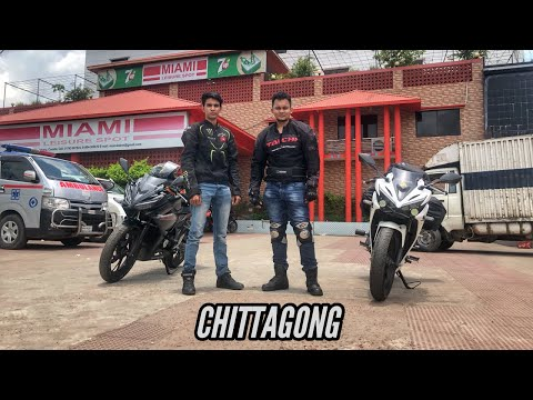 5 Hours In Chittagong | Way To Cox's Bazar | Bike Tour | Mirza Anik | Thunder Vlog | 2019.