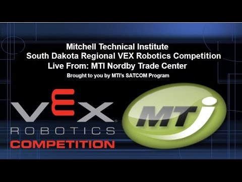 South Dakota VEX Regional Robotics Competition @ Mitchell Technical Institute