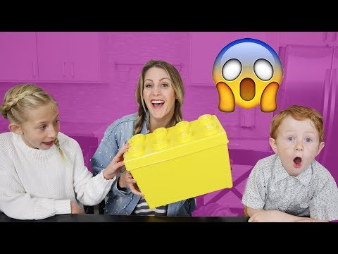Giant LEGO Surprise