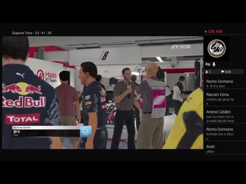 LIVESTREAM Campionatul Abonatiilor de Formula 1 Sezonul 1 (Monaco GP)