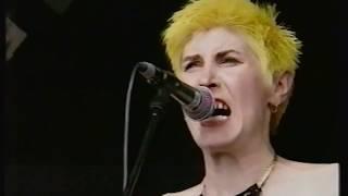 Chumbawamba - Glastonbury 1994 - Homophobia & Bad Dog