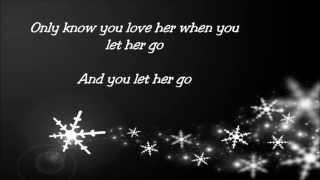 Passenger - Let Her Go Lyric Video