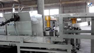 Automatic Acrylic solid surface corian production line machine