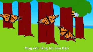 « L'abeille et le papillon » (Ong Và Bướm) - Mister Toony