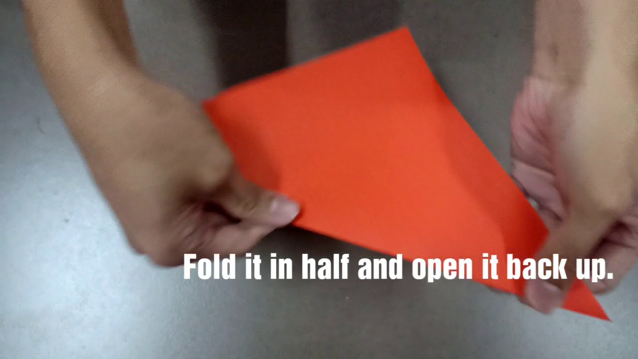 Heart Origami Tutorial Youtube Christmas Star Tavin39s