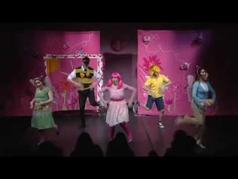 Pinkalicious, The Musical - 45 Bleecker Street