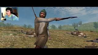 Mount And Blade :история героя (гражданская война ) 1