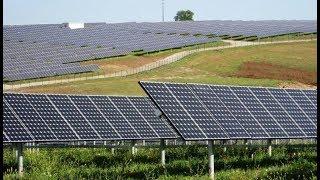 Güneş Enerji Santrali (GES) Nasıl Yapılır - İnşaat Time lapse - İKM Prodüksiyon