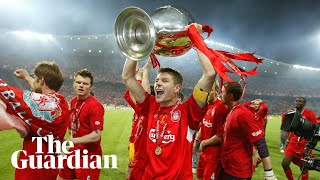 'Make Us Dream': Steven Gerrard's highs and lows at Liverpool and beyond