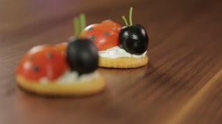 Naked And Hungry: DIY Lady Bug Crunch