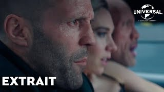 FAST & FURIOUS : Hobbs & Shaw - Extrait :