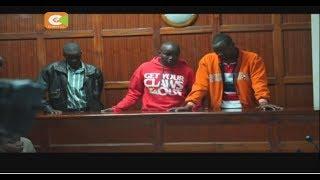 Three Githurai matatu operators to hang for undressing woman