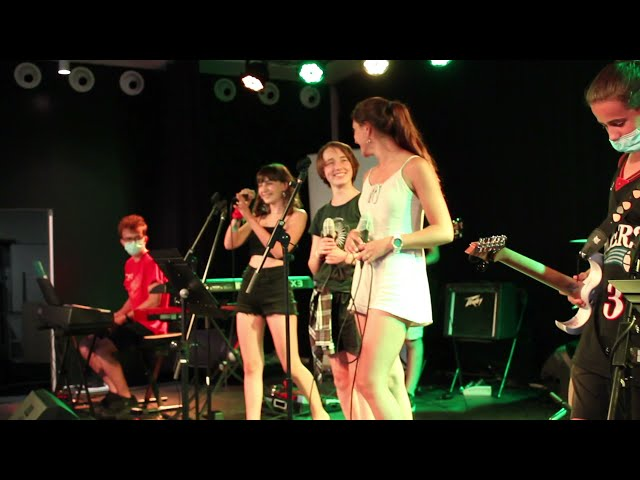 Bad Guy - Campus Rock Girona 2021 - Concert Final