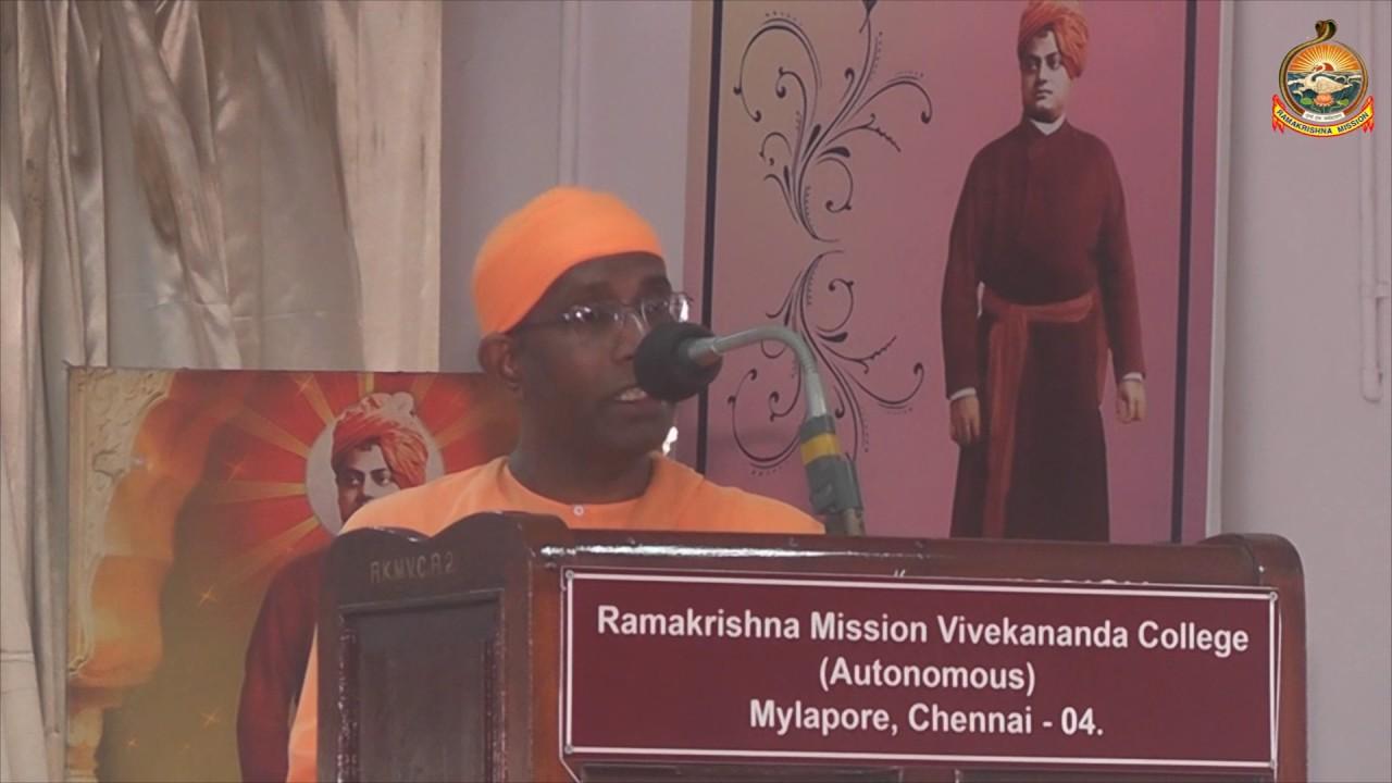 Swami Ramakrishnanandaji  Jayanti Celebration 2017