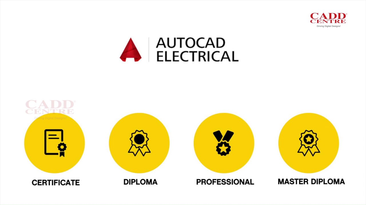 AutoCAD Electrical Software Training, Electrical Design Course