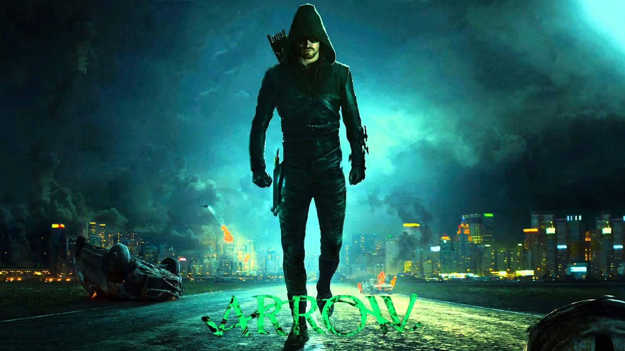 City Fall Desktop Wallpapers Arrow Season 3 Episode 2 Music Civil Twilight The Courage