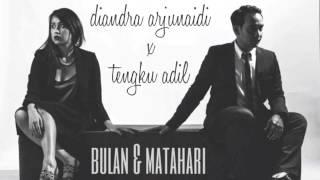 Video Tengku Adil & Diandra Arjunaidi - Bulan & Matahari [Official Audio] download MP3, 3GP, MP4, WEBM, AVI, FLV Juni 2018