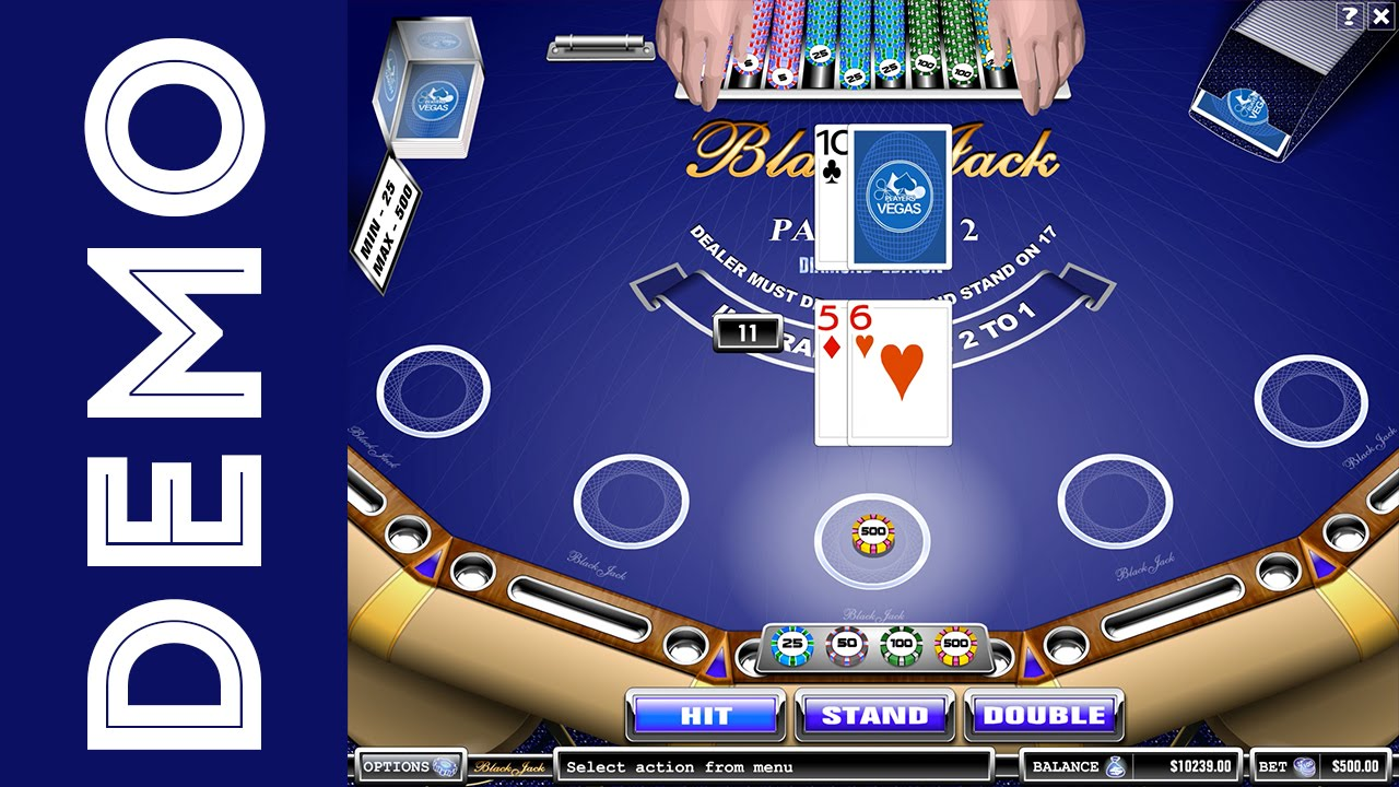 Online Casino Games Demo