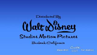 Walt Disney Studios Motion Pictures (Rescuers 3 Variant)