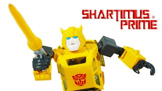 Transformers MP 45 Bumblebee Masterpiece Version 2 0 Takara Tomy Action Figure Review